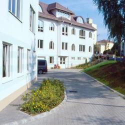 Balaton hullámkő térkő