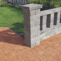 Grado kerítés- és falazókő