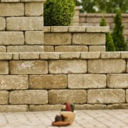 Aquincum antikolt blokkő, falazókő,