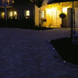 LED térkő világítórendszerek