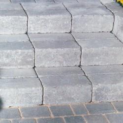 Cotta antik blokk-kő lépcső