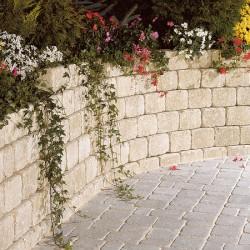 Tegula unverzális kőböl lépcső