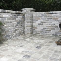 Tegula antik falkő