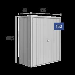 Kerti tároló szekrény ()