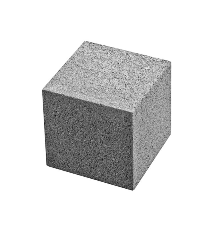 Sigma kockakő  (8 x 8 x 8 cm)