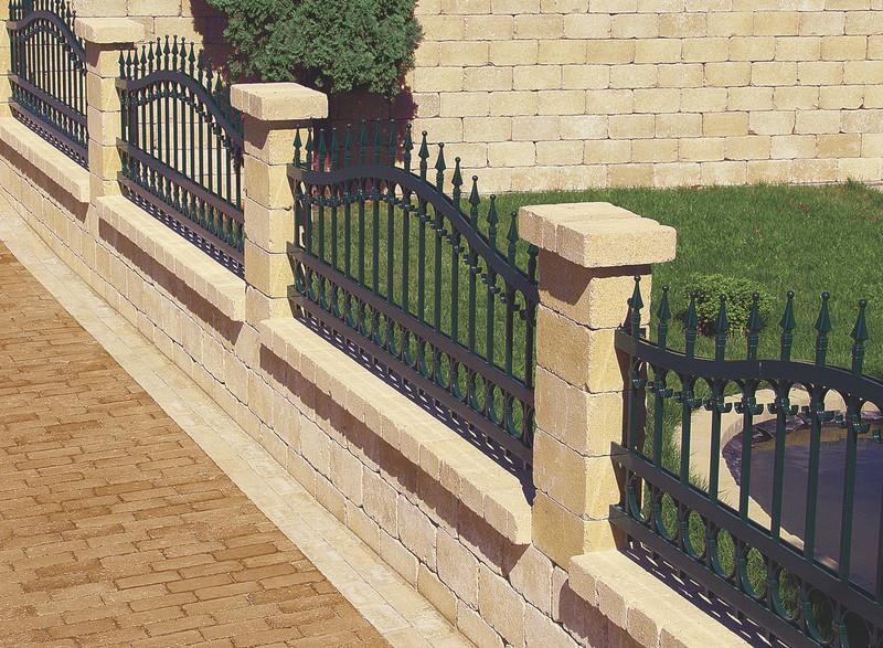 Friedl kerítés és falazókő