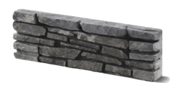 Bradstone Milldale Falrendszer (Milldale dekorlap<br />méret: 60x15x4 cm)