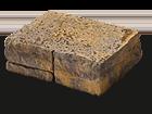 Bradstone Mountain Block Falrendszer (vágható blokk<br />29,5 x 22,5 x 10 cm)