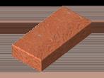 Penter klinker Baalberge (<br />24 x 11,8 x 5,2 cm<br />3,2 kg/db<br />34 db/m2)