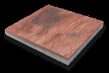 CARATstyle lap (vastagság: 3,8 - 4,0 cm<br />méret: 40 x 40 cm)