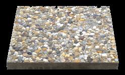 Picola lapok (vastagság: 3,8 cm<br />méret: 40 x 40 cm)