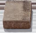 Appia antica antikolt térkő ( 22,6 * 19,2 cm)