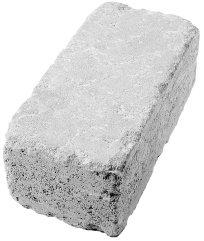 Cotta antik blokk-kő lépcső (34 x 17 x 14 cm)