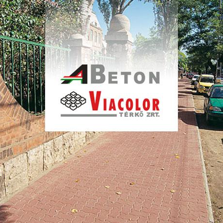 ABeton Viacolor térkövek
